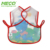 Friendly Full Color Cute Waterproof Baby Bib