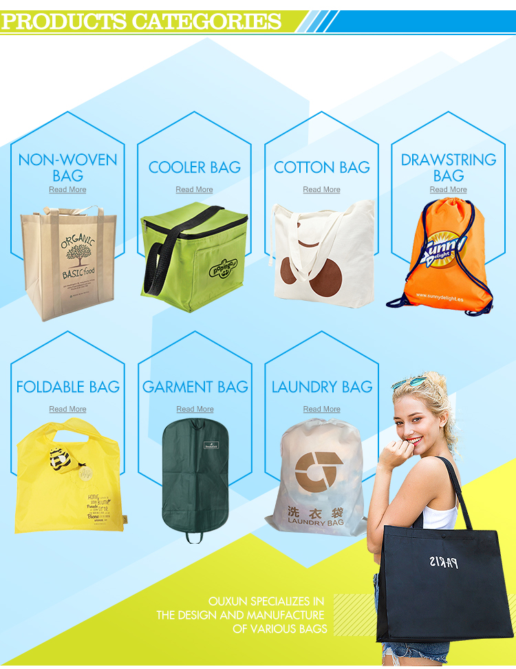 Hot sale custom printed reusable advertising green grocery bag
