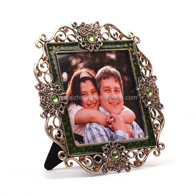 "photo frames for picture valentine photo frames 19"" metal photo frame"