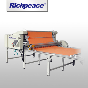 Richpeace Automatic Spreading Machine for knit woven fabric