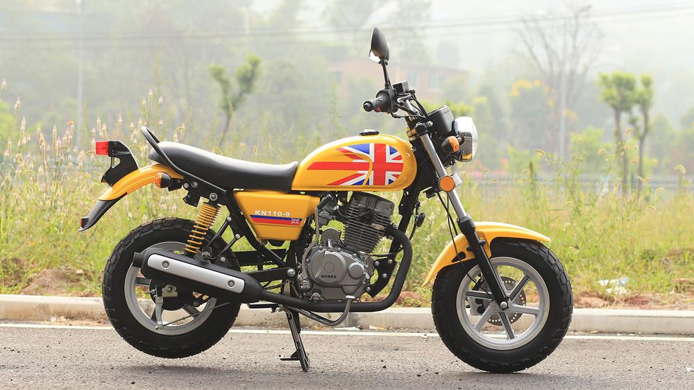 babouin 125 200cc vintage style classique mini h6 moto chunfeng rue v lo singe v lo moto id de. Black Bedroom Furniture Sets. Home Design Ideas