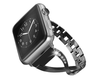 Hot Sale for Apple Watch Accessories 42mm & 38mm Metal Stainless Steel Watch Band, Wholesale Price