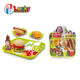 perfect combination restaurant burger set meal pretend food set for kids play house