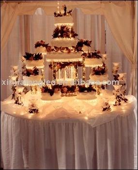 Luxe Acrylique Stand De Gâteau Pour Le Mariage Buy Stand De Gâteau De Mariageanniversaire De Stand De Gâteaumariage De Support De Gâteau Acrylique