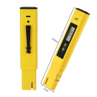 Portable pH Pen Water Quality Tester Digital ph meter For Drinking water Fish Tank medidor ph test meter