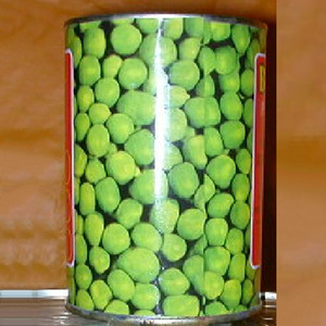 Brine Preservation Process and HACCP,ISO Certification Canned Green Pea