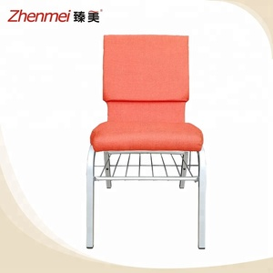2018 new design cheap metal theater church chair for sale