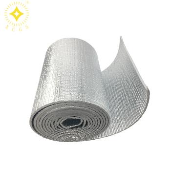 Aluminium Foil Film Heat Insulating Material Eva Foam With Aluminium Foil  Heat Insulator - Buy Aluminium Foil Heat Insulating Material,Film Thermal