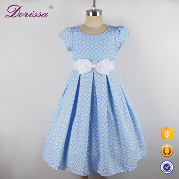Latest Design Baby Gown Birthday Dresses Kids Party Wear Wedding