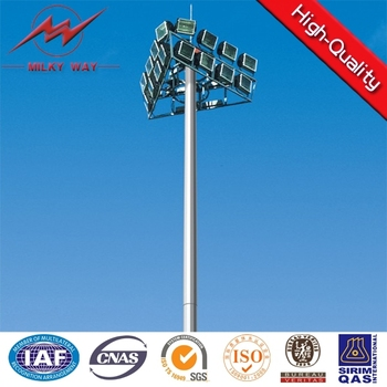 20m Scissor High Mast Lighting Tower Buy High Mast