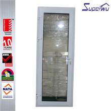 luxury design aluminum swing door with australia doric hardware for office