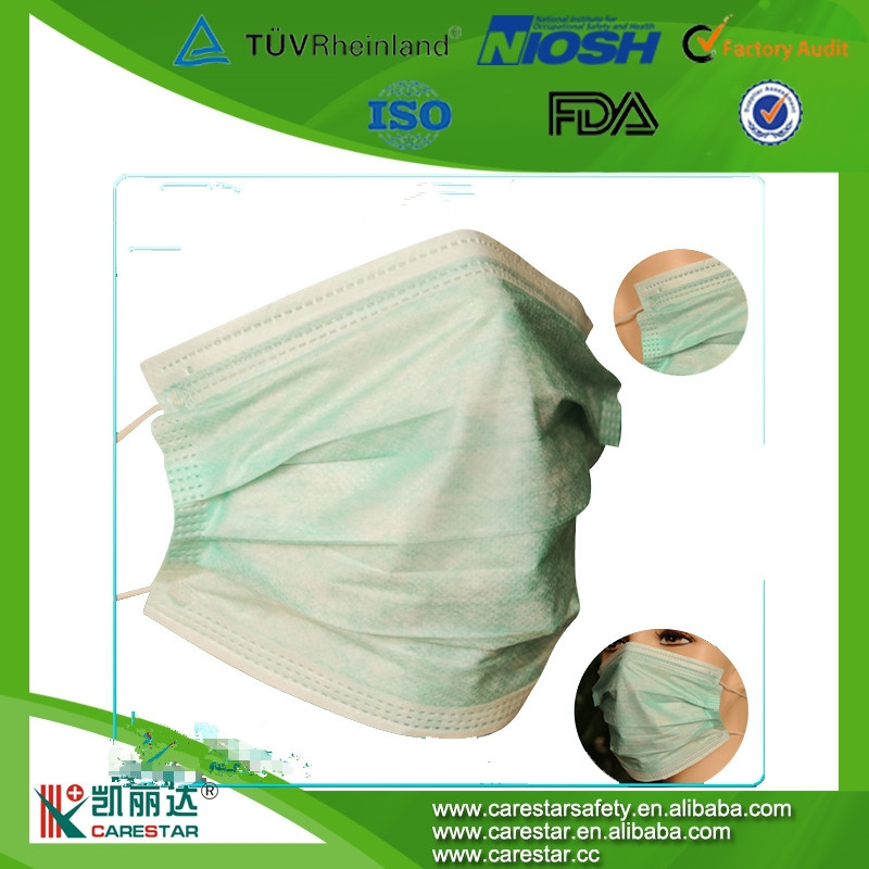 Hot selling Medical equipment cleaning disposable dental face mask
