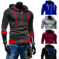 Free shipping 2016 best selling polyester with cotton mixed material swag sports and causal mens hoodies with hooded