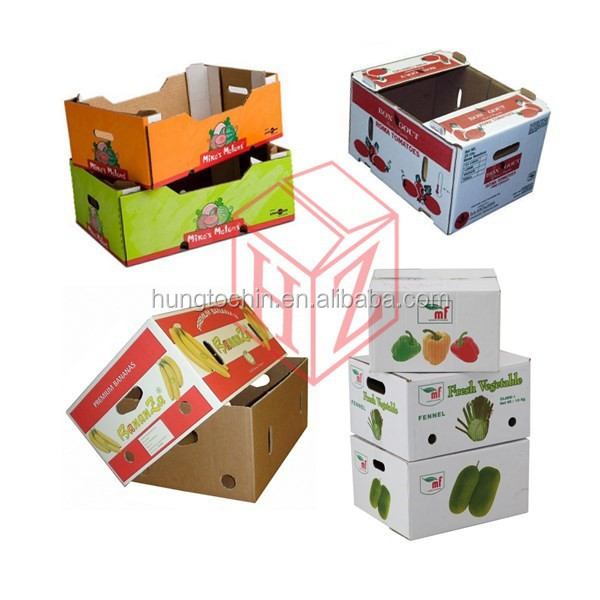 Note hand holes and ventilation holes packaging box
