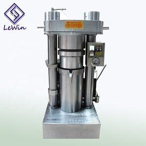 Simple operation hydraulic olive/peanut/avocado oil extraction machine with high quality