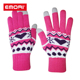 Hot sales magic acrylic glove smart warm touch screen glove