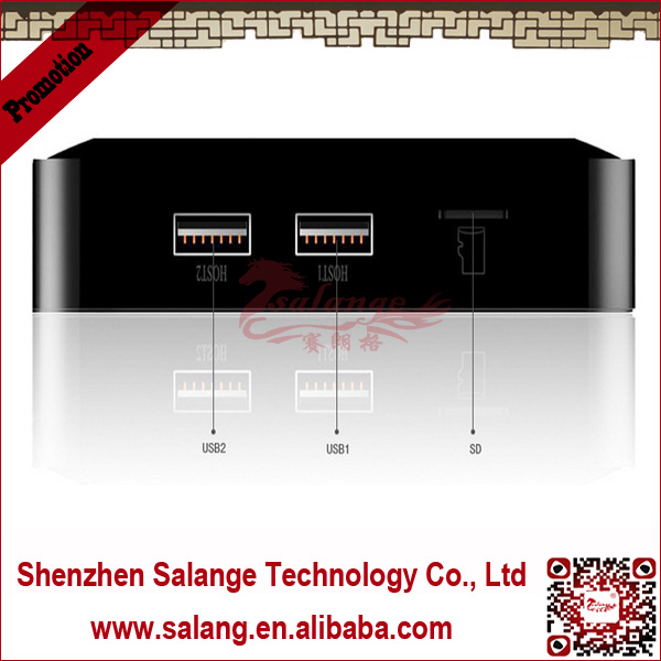 New 2014 made in China AMLogic Dual Core smart android <strong>tv</strong> <strong>box</strong> router by salange