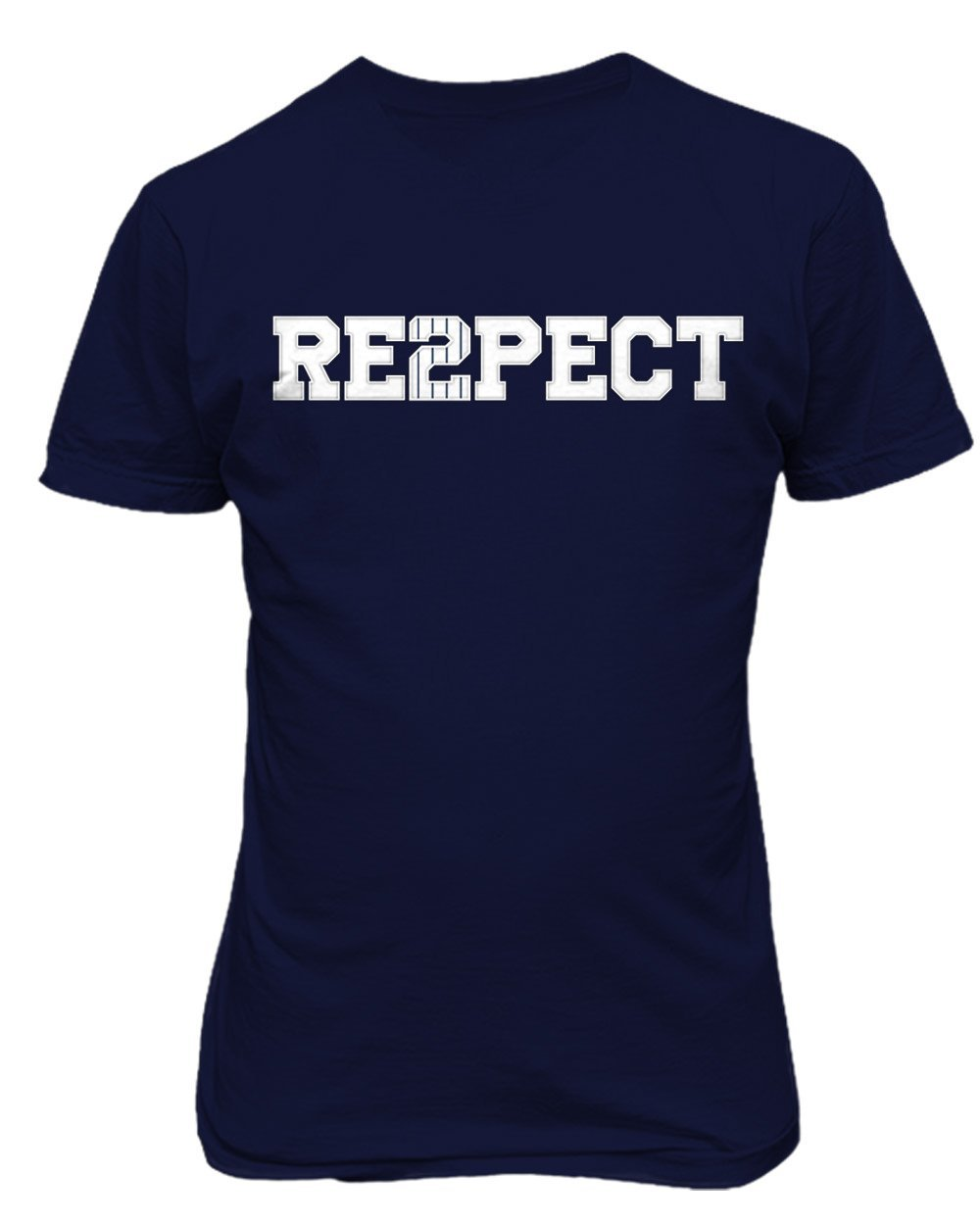 Get Quotations · Derek Jeter Retirement New York Captain Re2pect Men s T- Shirt c21baa527
