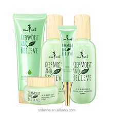 SKR moist and believe COSMETICS SETS 5sets private label OEM/ODM