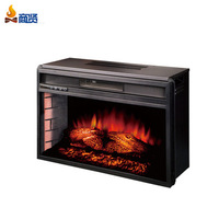 26inch electric fireplace insert heater wall mounted electric fireplace home heater