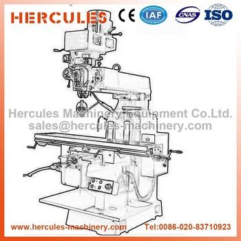 milling machine supplier