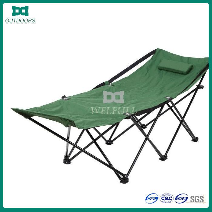 Nice Real Show: Camping Bunk Bed Cots Military Folding Camping Bed Safari Bed