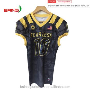 discount 5e713 ceb0f Wholesale Customized American Football Jerseys/cheap American Football  Training Jersey/factory Price Jersey Football American - Buy Wholesale ...