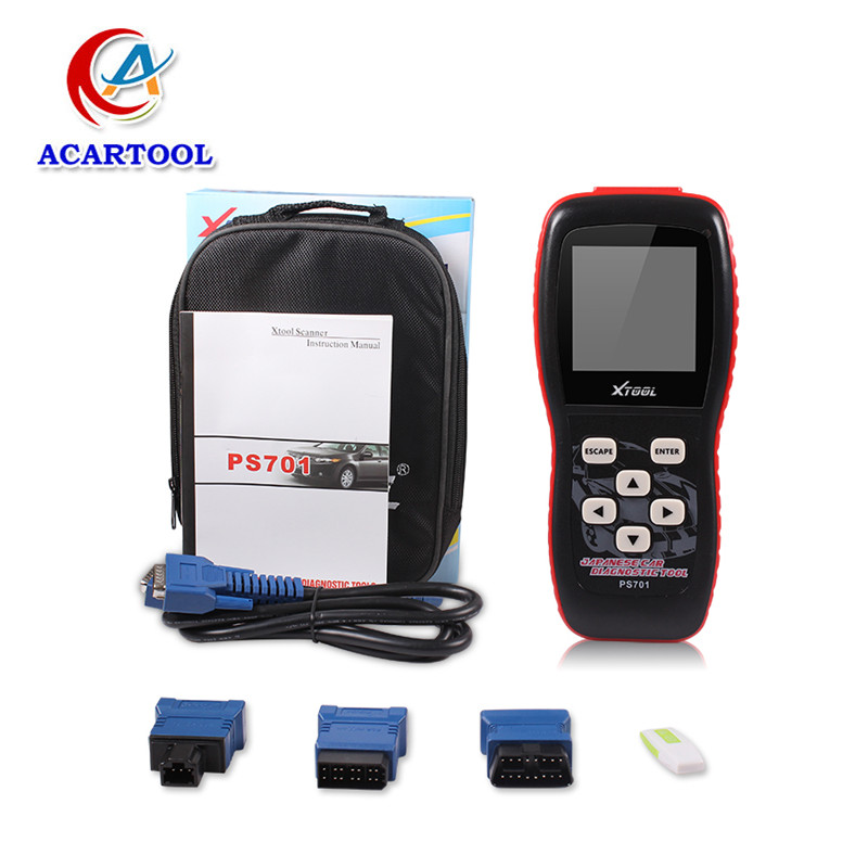 High Quality XTool PS701 Japanese Diagnostic Tool for all Japanese Cars Original X-Tool ps701 Car Detector xtool PS701