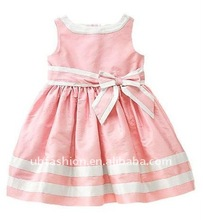 2012 newly butterfly children frocks designs