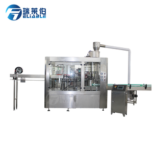 3 in 1 Auto Carbonated Soft Drink Beverage Making Filling Machine Used to Beverage Plant