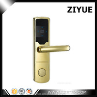 Electronic Chains Temic hotel door locks with cards for inn resort ET616RF