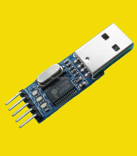 Verified Supplier Offer PL2303HX USB to RS232 TTL 5V Converter Adapter Module