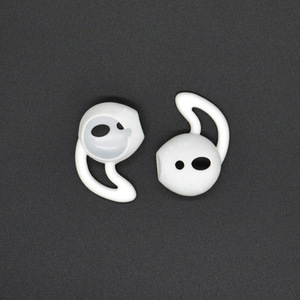 2pcs Silicone Eartip Earphone Earbuds Anti-Lost Ear Cap For Apple Airpods
