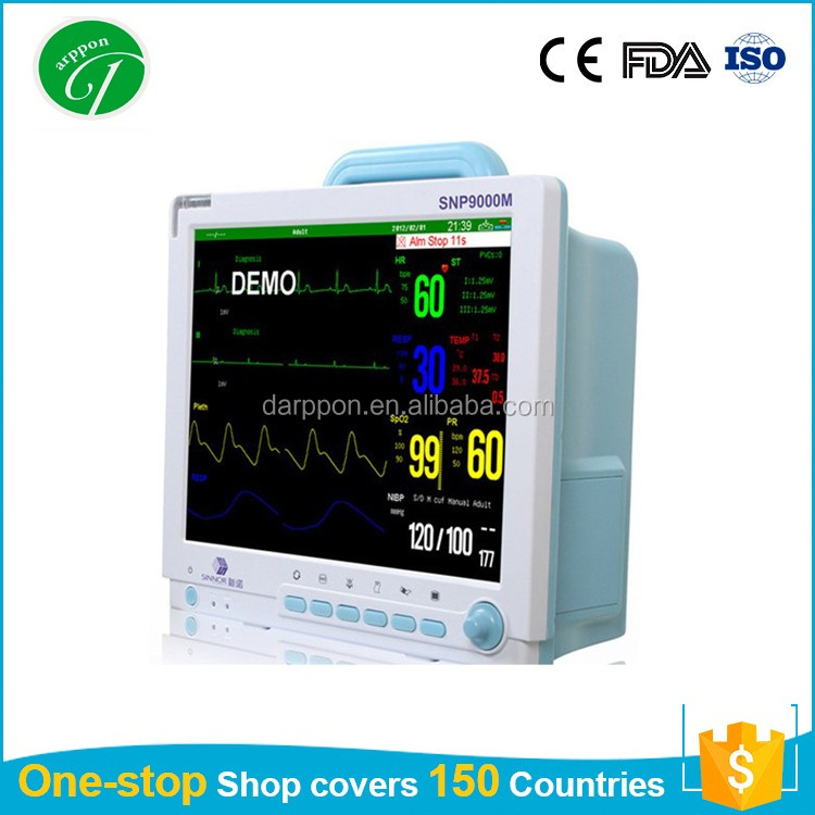 DP-9000M Ambulance Emergency Transport patient monitor