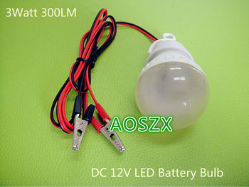 dc 12v battery led light bulb emergency lamp 12 volt led lights