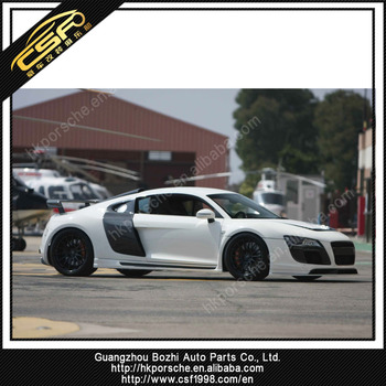 Car Accessories Ppi Body Kit For Audi R8 Front Bumper Auto Body Parts - Buy  For Audi R8 Front Bumper Auto Body Parts,Car Accessories Ppi Body Kit For