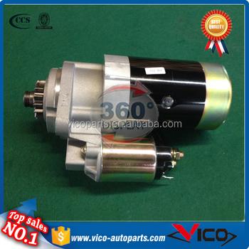 12v Starter Motor Fits Iseki 2140 Tx2160f Tx2160t Tractor Mitsubishi-k3b  Diesel Engine 5650-040-941-00 - Buy Starter