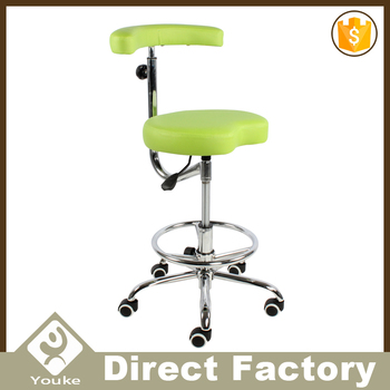 PVC Dassistant Dentaire Ergonomique Chaise De Laboratoire En Chine