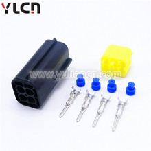 High quality AMP 4P auto waterproof connector 174259-1