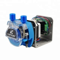Kamoer KCM-ODM Mini Peristaltic Pumps Dosing Pump With Stepper Motor For Laboratory Equipment
