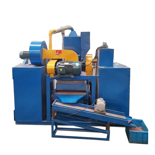 China Trust Supplier Wasted Copper Wire Granulator Recycling <strong>Equipment</strong> For Sale