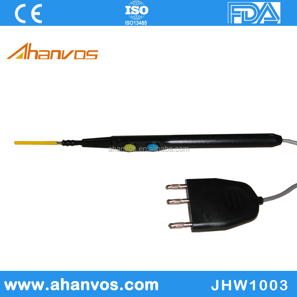 High quality and popularity Reusable pencil electrosurgical JHW1003