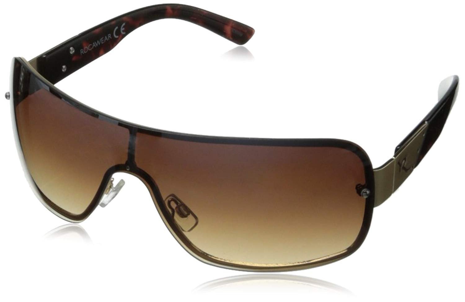 7a782eb52d250 Get Quotations · Rocawear R1210 Shield Sunglasses