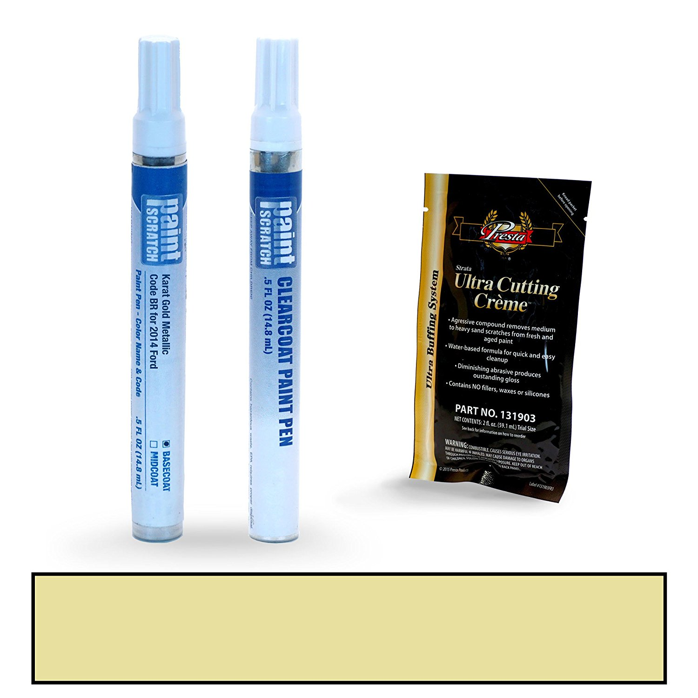 Cheap Gold Color In Paint Find Deals On Line At 2014 Ford Chart Get Quotations Escape Karat Metallic Br Touch Up Pen Kit By Paintscratch Original