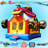 Attractive inflatable moster truck jump castle for kids,bouncy castle jumping
