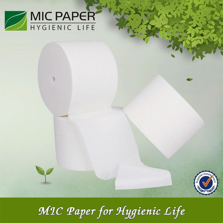 Wholesale Coreless Toilet Roll Tissue