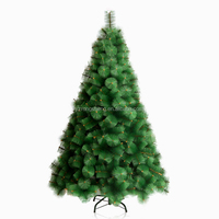 cheap 2016 promotion artificial christmas tree