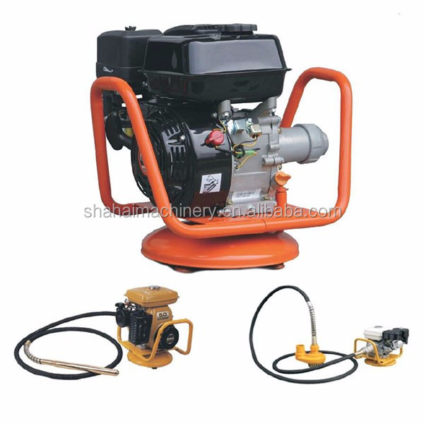 Japanese type gasoline engine robin ey20 concrete vibrator Electric Vibrator  Motor for sale