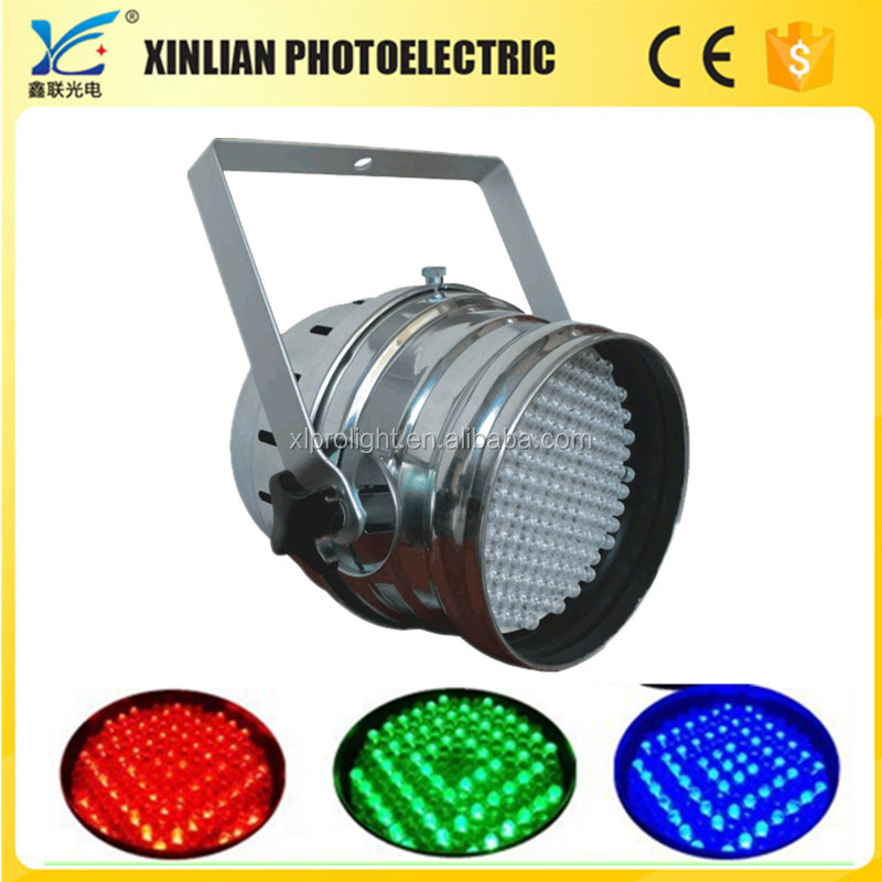 Factory price 177pcs 10mm LED 64 par can light