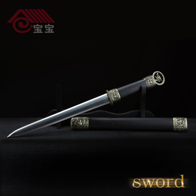 LQS15hj070001 hand making dagger vintage home decor dragon short  sword
